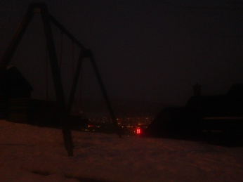 Bergen by night 1