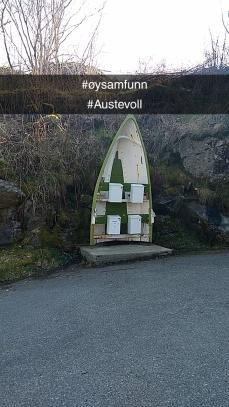 Første tur Austevoll 7